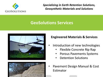 GeoSolutions services
