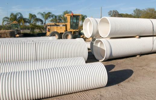 Corrugated Plastic Pipe Pvc Drainage